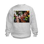 Fire Faerie Kids Sweatshirt