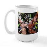 Fire Faerie Large Mug