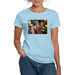 Fire Faerie Women's Pink T-Shirt