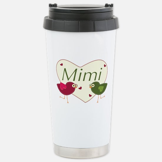 Grandparent Stainless Steel Travel Mug
