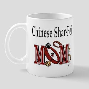 Chinese Shar-Pei Mom Mug