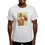Down, NOW Ash Grey T-Shirt