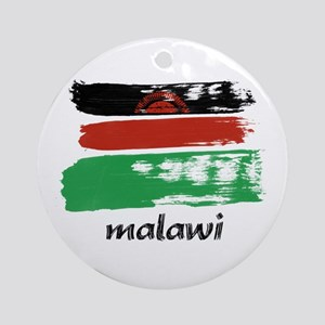 Malawi Ornament (Round)