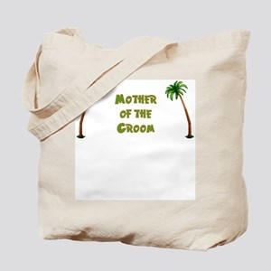 Tropical Mother of the Groom Tote Bag