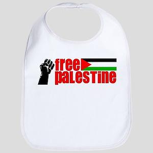 Free Palestine - Bib