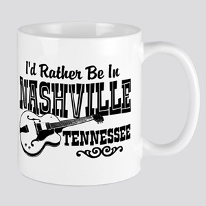 Nashville Tennessee Mug