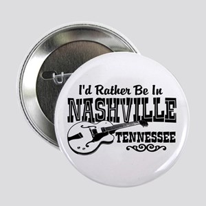 "Nashville Tennessee 2.25"" Button"