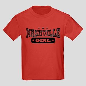 Nashville Girl Kids Dark T-Shirt