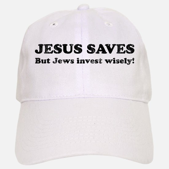 Jesus Saves Cap