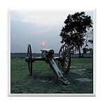 Gettysburg Memorial Tile Coaster