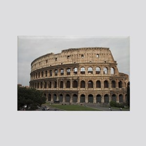Colosseum Rectangle Magnet