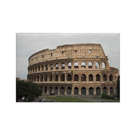 Colosseum Rectangle Magnet