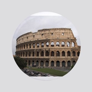 "Colosseum 3.5"" Button"