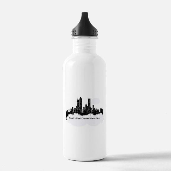 Cute Demolition Water Bottle