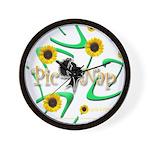 PicNap Wall Clock