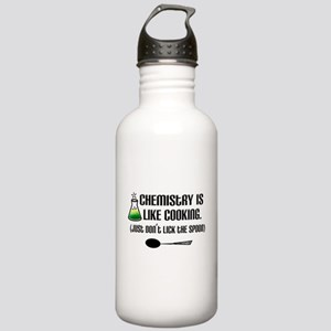 Chemistry Cooking Stainless Water Bottle 1.0L