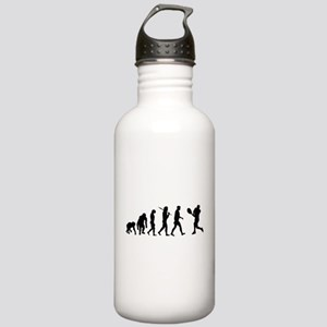 Evolution of tennis Stainless Water Bottle 1.0L