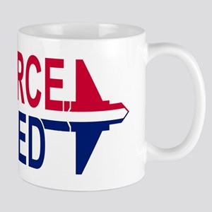 Air Force Retired<BR> 11 Ounce Mug 3
