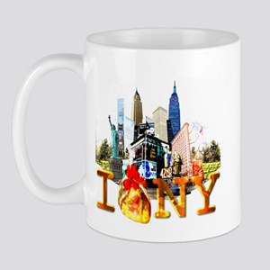 I HEART NY...LITERALLY Mug