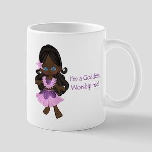 I'm a goddess (ethnic) Mug