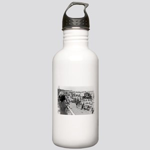 Pontchartrain Beach 1940s Stainless Water Bottle 1
