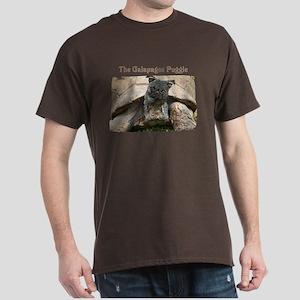 Galapagos Puggle Dark T-Shirt
