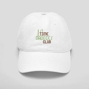 1st Time Daddies Club (Green) Cap