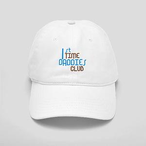 1st Time Daddies Club (Blue) Cap