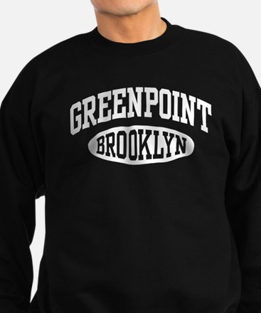 Greenpoint Brooklyn Sweatshirt (dark)