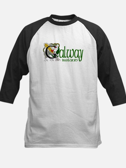 County Galway Kids Baseball Jersey