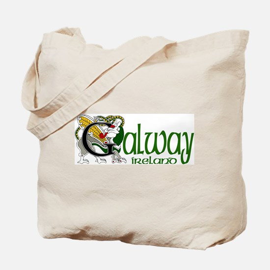 County Galway Tote Bag