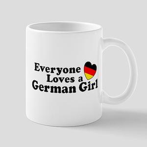 German Girl Mug