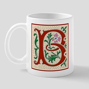 """Avalon """"B"""" Mug"""