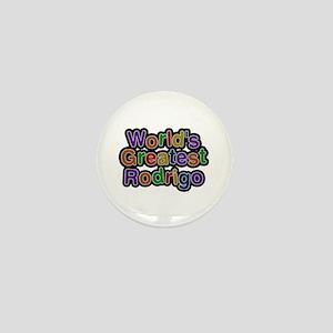 World's Greatest Rodrigo Mini Button