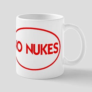 NO NUKES III-ALL PRODUCTS Mug