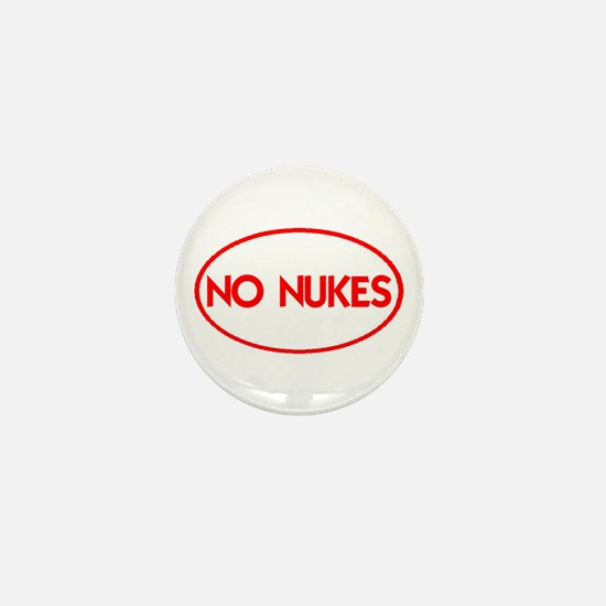 NO NUKES III-ALL PRODUCTS Mini Button