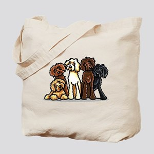 Labradoodle Lover Tote Bag