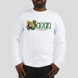 County Cavan Long Sleeve T-Shirt