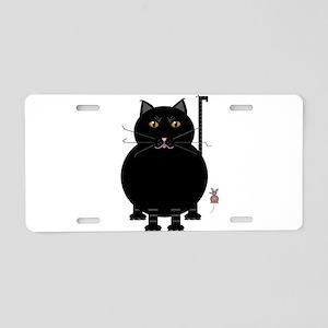 Kit Kat Aluminum License Plate