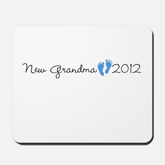 New Grandma 2012 Mousepad