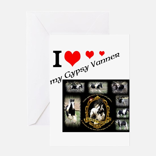 Funny Gypsy Greeting Card