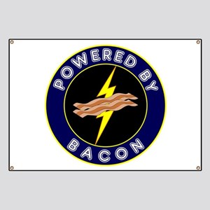 Powered By Bacon Banner