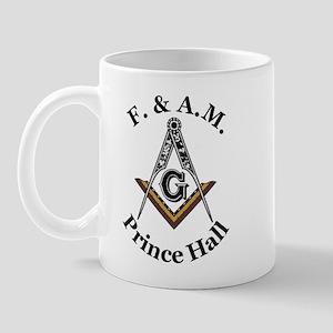 Prince Hall Square and Compass Mug