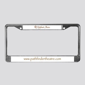 Pathfinder Theatre License Plate Frame