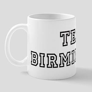 Team Birmingham Mug