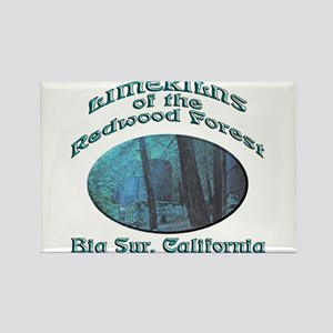 Limekilns of the Redwoods Rectangle Magnet (10 pac