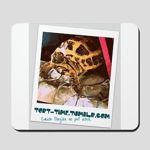 Tort Time Logo Mousepad