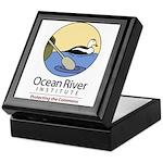 Ocean River Keepsake Box