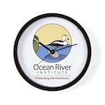 Ocean River Wall Clock