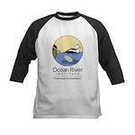 Ocean River Kids Baseball Jersey